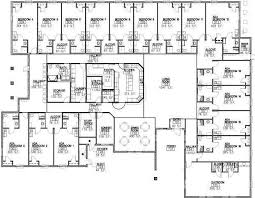Countryside Villa Assisted Living Facility Wausa Nebraska  FeaturesAssisted Living Floor Plan