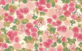 Floral Pattern Wallpaper Custom Inspiration Design