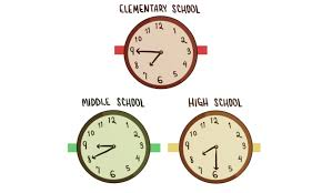 Edina Public Schools Start Time Alterations Will Take Time