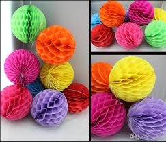 Decorative Tissue Paper Balls Delectable Best 32 Inch Decorative Tissue Paper Flowers Lantern Honeycomb Balls