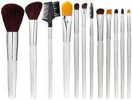 plete makeup brush set