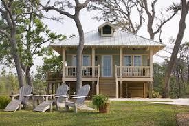 Beach House Plans   Houseplans comSignature Beach Exterior   Front Elevation Plan       Houseplans com