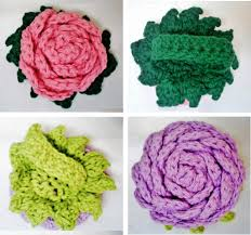 Crochet Scrubbies Pattern