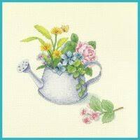 <b>Набор для вышивания Xiu</b> crafts 280133 Насыщенное благоухание