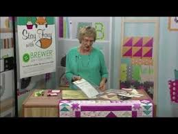 Bird House Quilt with Eleanor Burns Quilt In A Day - YouTube ... & Bird House Quilt with Eleanor Burns Quilt In A Day - YouTube Adamdwight.com