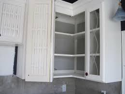 upper corner kitchen cabinet dimensions