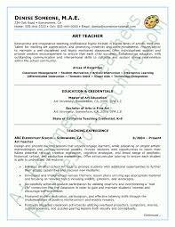 art teacher resume sample page 1 regarding teaching artist resume -  Production Artist Resume