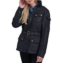Quilted | Women's Coats & Jackets | John Lewis & Buy Barbour International Tourer Polar Quilted Jacket Online at  johnlewis.com Adamdwight.com