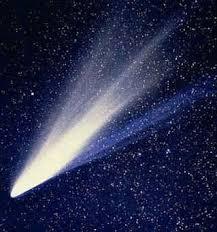 Resultado de imagen de Desplazamientos de cometas