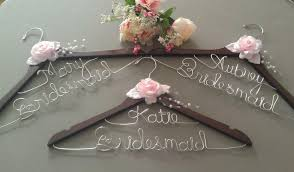 wedding bride and bridesmaids dress hangers 2065461 weddbook Wedding Hangers With Names wedding bride and bridesmaids dress hangers wedding hangers with names how to