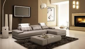 Leather Sectional Living Room Furniture Brown Leather Sectional Sofa Before Buying The Leather Sectional
