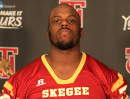 Stephen Massenburg - Football - Tuskegee University Athletics
