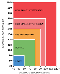 Stages Of Hypertension Chart Bp Calculator