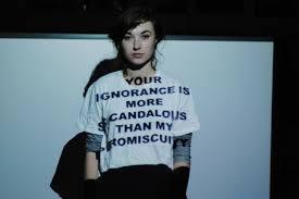 Beatrice Borromeo dovrebbe chiedere scusa a chiunque sia un.