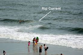 Strong Rip Tides Currents Today And Tomorrow On Cape May