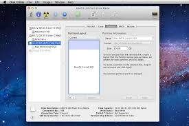 disk utility used to format usb flash drive for os x lion installer
