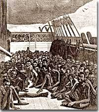 the middle passage org   the middle passage