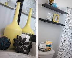 Pictures Of Yellow Bathrooms Yellow And Grey Bathroom Decor Black White Gray Yellow Bathroom