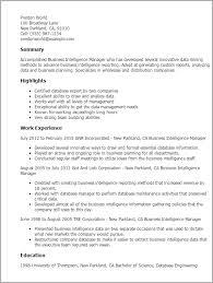 Business Management Resume Samples Resume Invoice
