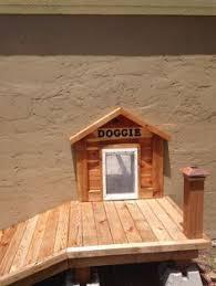 diy dog doors. DIY Dog Ramp - Will Be Good For Bearskin Negotiating The Outdoor Steps. Description From Diy Doors P