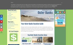 Sunnydayobx Com Website Outer Banks Nc Official Family