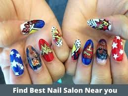 300 best nail salon near me find by