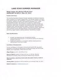 Volunteer Cover Letter Samples Employment Amp Volunteer Recruitment Lake Echo Communityvolunteer