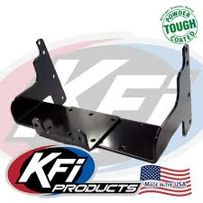 polaris generation 4 winch mount kfi atv winch, mounts and accessories Polaris Sportsman 500 Wiring Diagram 4WD 100430 polaris generation 4 standard winch mount (stock)