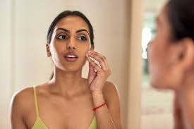 makeup basics for oily skin shutterstock 303557096 follow up with toner