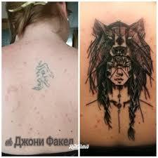 фото татуировки девушка воин в стиле авторский вип шейдинг портреты