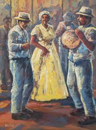 puerto rican art work a y plena wichie torres