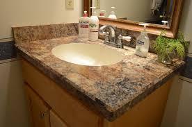 granite bathroom countertops. Traditional Bathroom By Country Cabinets Granite Countertops
