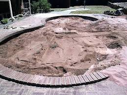 filling pool with well water to fill a swimming and make it garden in filled your filling in a swimming pool i47
