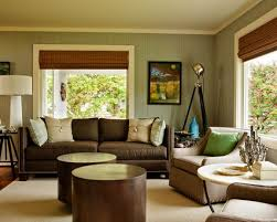 brown living room. green and brown living room ideas couch centerfieldbar