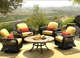 yellow patio furniture. Idea Yellow Patio Cushions Or Rattan Outdoor Furniture  With Small Round Table And . Ideas