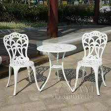white iron garden furniture. interesting garden white iron patio furniture popular aluminum garden furniturebuy cheap  in garden