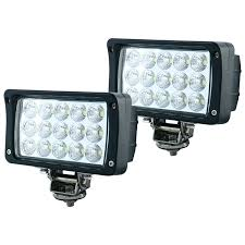 <b>18W 6LED</b> Spot Lamp Driving Fog Light <b>Work</b> Lamp For Jeep ...