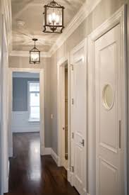 light fixtures foot ceilings explore hallway lighting wooden small foyer ideas low ceiling lights like the grey with white trims too tips and colours