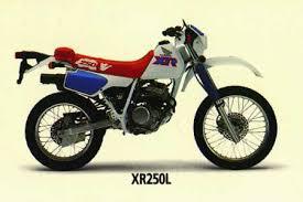 xr250l project