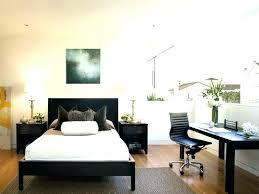 small office bedroom. Bedroom Office Ideas Idea Home Small . L