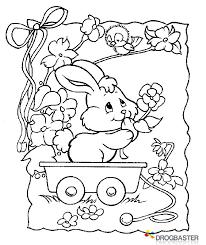 Disegni Di Pasqua Da Stampare E Colorare Per Bambini