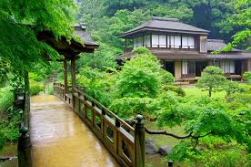 bonsai gardens. Gardens And The Bonsai, Or Art Of Small Trees Grown In Containers. History Bonsai Goes Back 1,500 Years, When Buddhist Students Brought