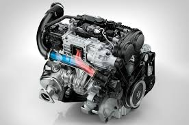 new volvo engine family includes 302 hp twin charged i 4