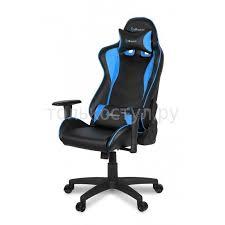 <b>Компьютерное кресло</b> (для геймеров) <b>Arozzi Mezzo</b> V2 Blue