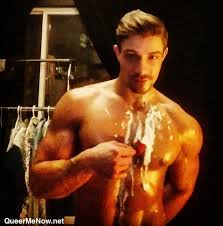 Gay porn actor interview