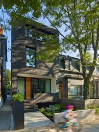 Modern Landscape Design Toronto A New Split Level House Has Made Its Home In Toronto