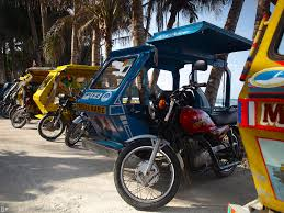 Image result for tricycle sa  Boracay
