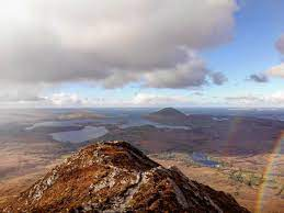 connemara national park guide with
