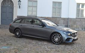 Its air suspension is diversified. 2017 Mercedes Benz E Class Wagon Why Don T We Like Wagons Anymore The Car Guide