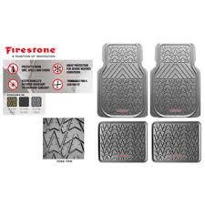 FireStone by 3A Venture 4pcs Universal FireStone Heavy Duty Rubber